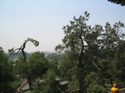 40. View from Beihai park 2