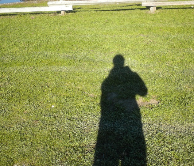 Pt. Reyes, Xie shadow